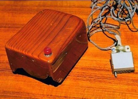 世界上第一只鼠标面世(Lssdjt.com)