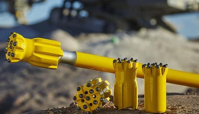阿特拉斯·科普柯推出新款POWERBIT钻具