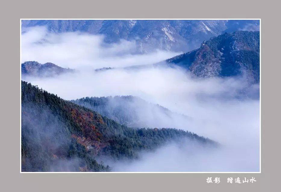 黄柏山云海_黄柏山旅游风景区_新浪博客