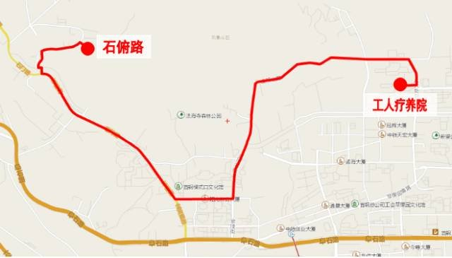 北京首轮公交线网重塑启动 · 下周一起31条线路优化调整[墙根网]