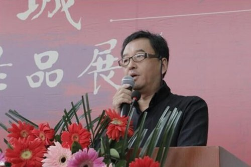 黄涛书法展在诗城马鞍山举行
