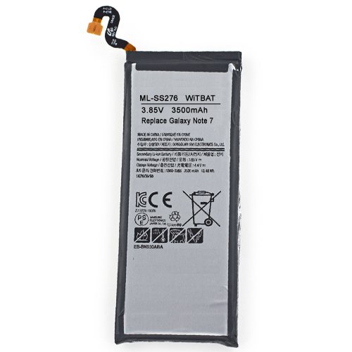 New Samsung Galaxy Note7 battery are to be made by ATL CgpQVFfbsMmAQmrFAABhYKrNgh86203929