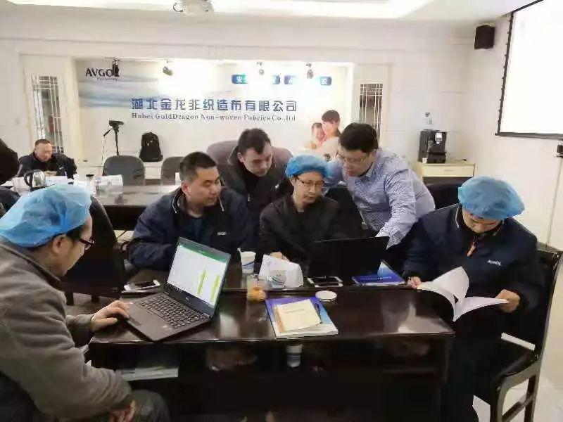 湖北金龙非织造布公司潜在失效模式与效应分析(FMEA)培训
