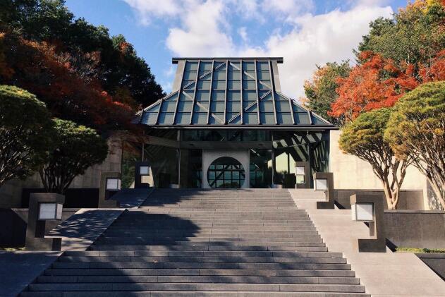 美秀市来_隐藏在深山中的美术馆-日本美秀美术馆