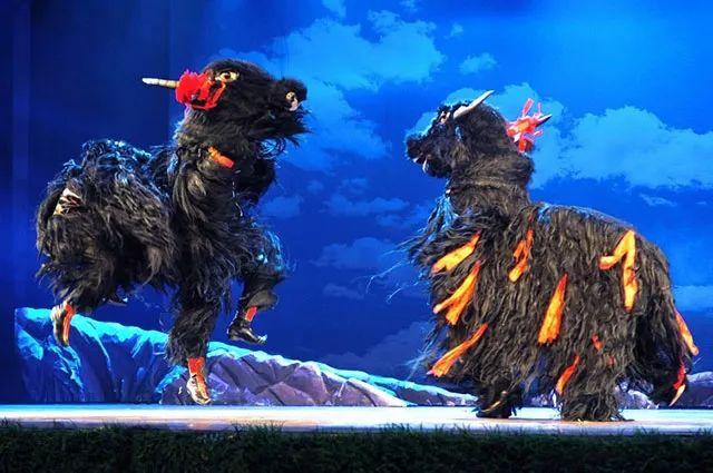 雅羌——极具特色的藏族民间舞蹈