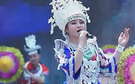 《阿妹千千》中国绥宁苗族四八姑娘节版本