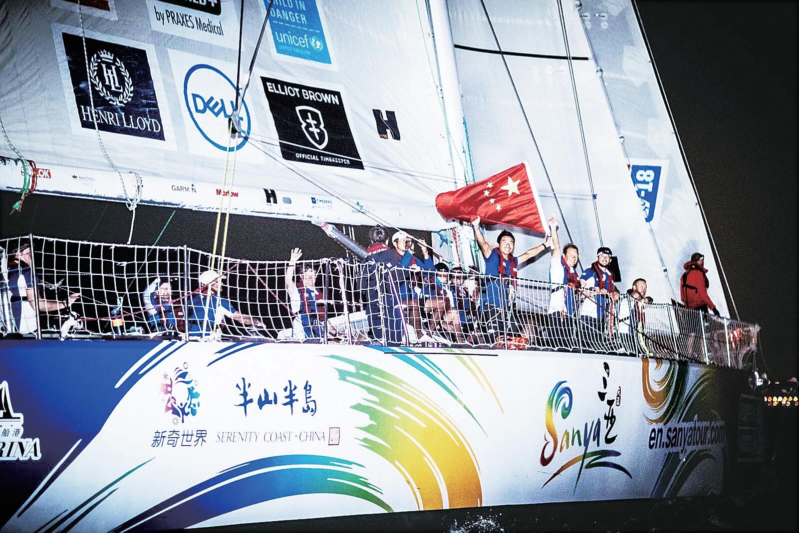 即日起至3月4日 全球水手共聚克利伯环球帆船赛三亚嘉年华