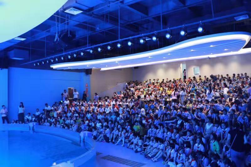 【浙江绍兴】春节提前GO~限量2000套~39.9元抢绍兴新昌海洋公园套餐(含有机农场、太空沙、美人鱼剧场、小飞机、消防局、乐高积木、CS实战、海狮欢乐剧场、勇敢攀爬墙等27个项目)有效期至2020.1.31