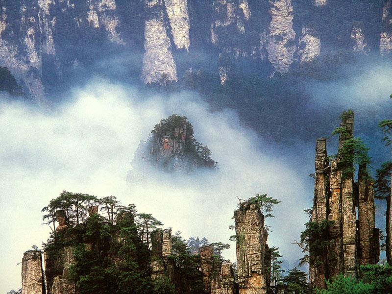 【深呼吸·自由行】张家界淡季旅游让您感受大自然的魅力
